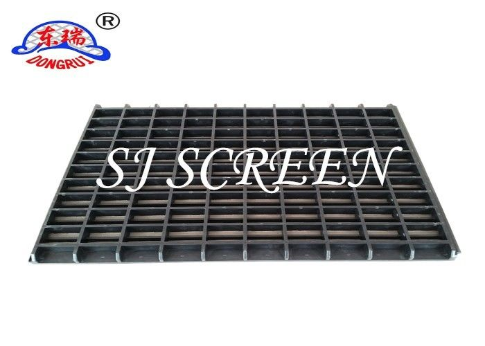 Grey Mongoose Shaker Screens, Stainless Steel Wire Mesh Square Hole Shape